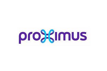 Proximus maakt deel uit van de Proximus Groep, dat onder meer filialen zoals Scarlet en Skynet omvat