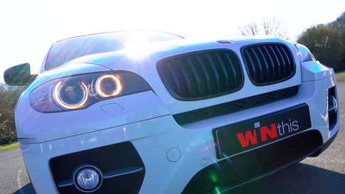 BMW X6 x Ford RS - Promo Video
