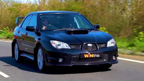Subaru Hawkeye - Promo Video