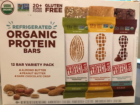 Best energy bar for times you are on the go! Marisa Yamamoto