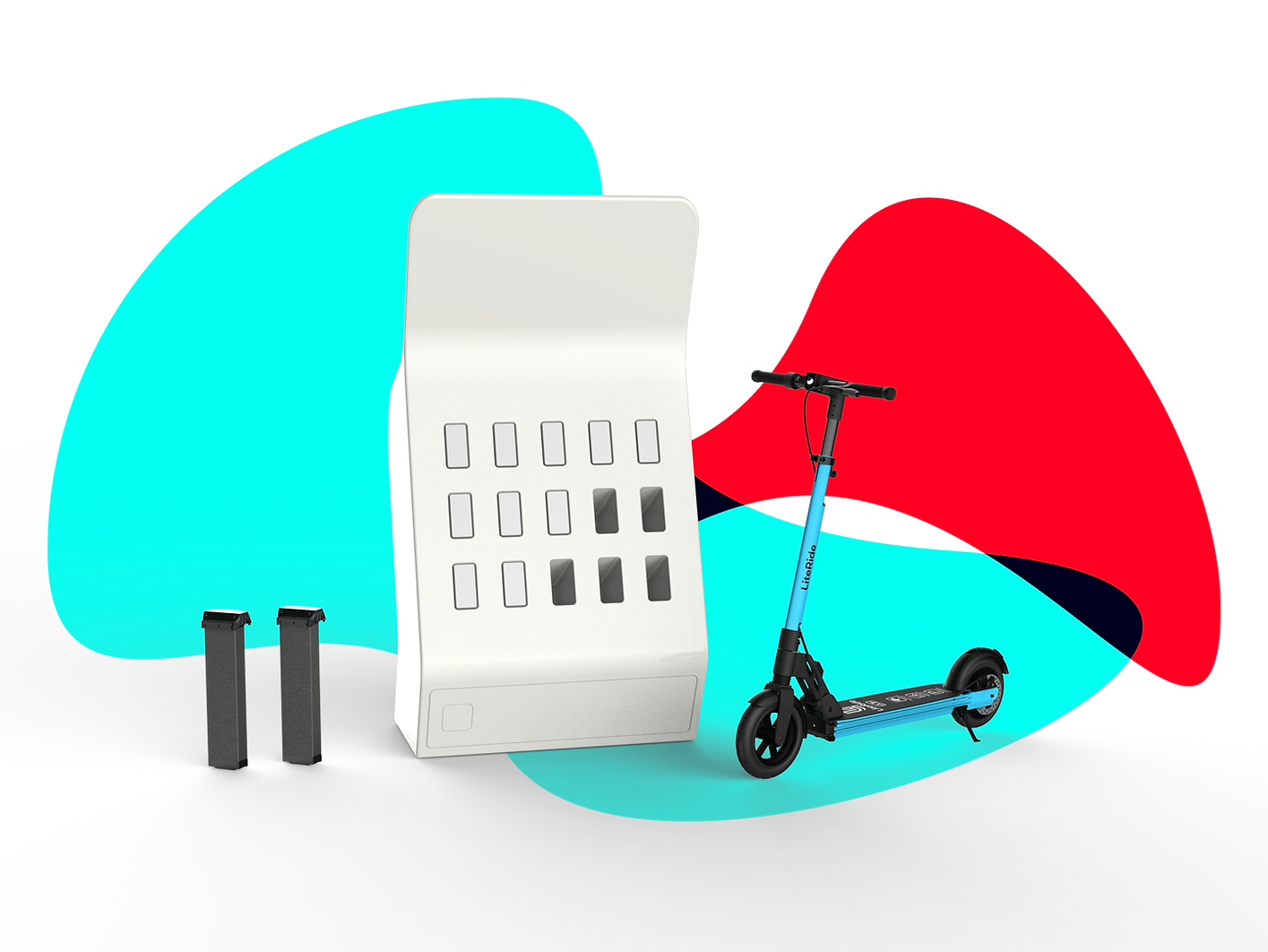 literide-charging-rack-render.png