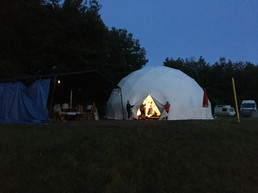 Camp cirque du 18 au 23 août 2019