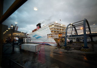 Italo Disco na pokładzie Stena Spirit