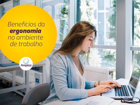 Ergonomia: entenda sua importância e benefícios no ambiente de trabalho