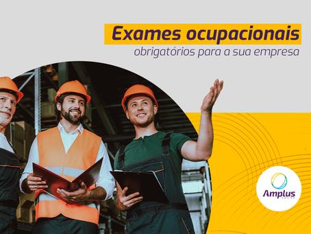 Exames ocupacionais: conheça quais são e a importância deles dentro da sua empresa