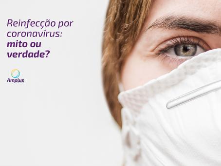 Covid-19: É possível se contaminar mais de uma vez?