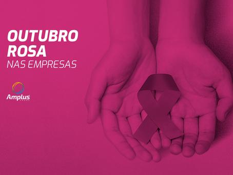 Outubro Rosa: o papel das empresas na conscientização e prevenção do câncer de mama