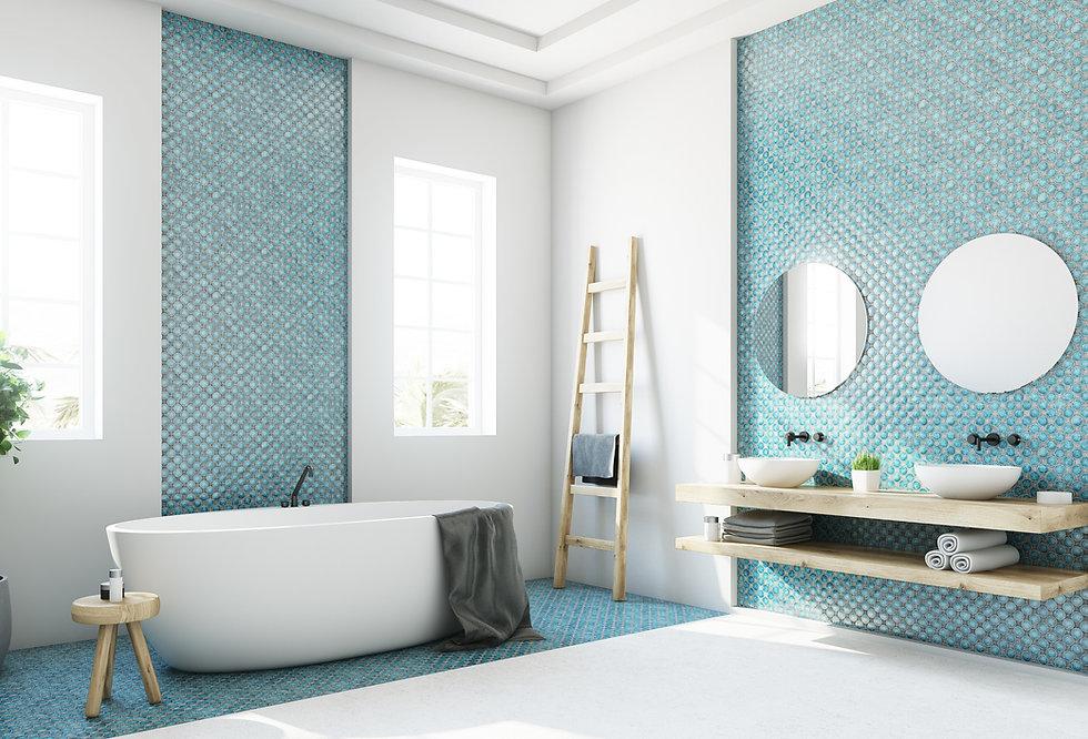 Sparkleen Background Bathroom Image