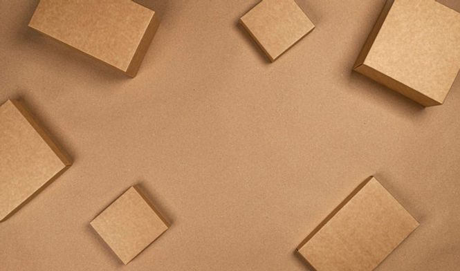 brown-cardboard-boxes-craft-paper-space-