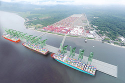 Cliente: Porto de Itapoá - SC