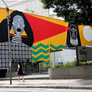 Sesc Pinheiros São Paulo 2018