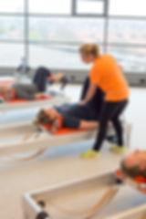 Everybody Pilates Maastricht Refromer Class