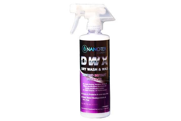 DWX Dry Wash & Wax