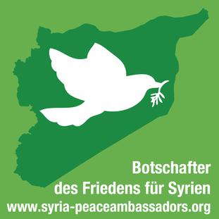 Botschafter des Friedens für Syrien