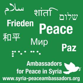 Peace, Frieden, Paz
