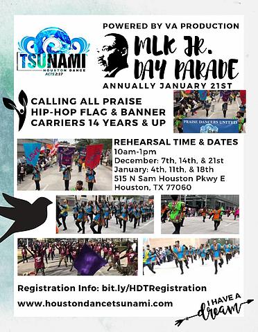 Houston Dance Tsunami MLK Parade (1).web