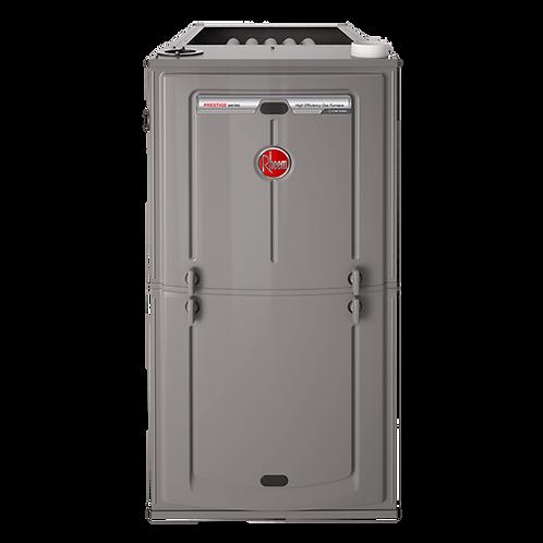 Rheem Gas Furnace Installed