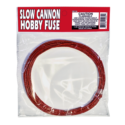 Fuse - Slow Cannon