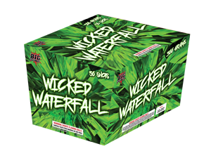 Wicked Waterfall