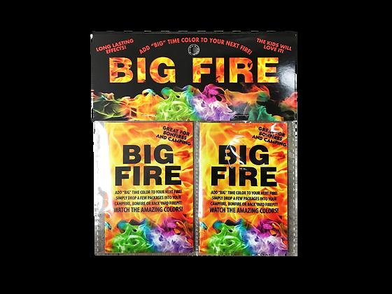 2 Pack Big Fire W/Header