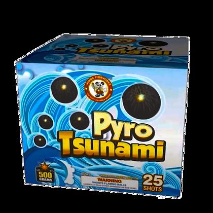 Pyro Tsunami