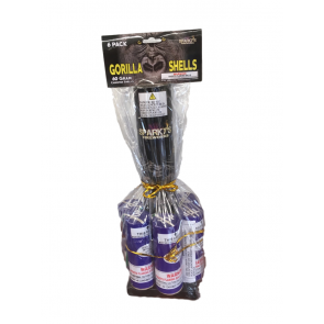 Gorilla Shells 6 Pack
