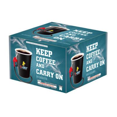 Keep Coffee And Carry On