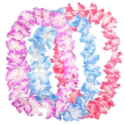 "LED Flower 33"" Leis"