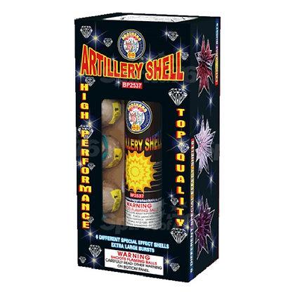 """1.75"""" Artillery Shell (Black)"""