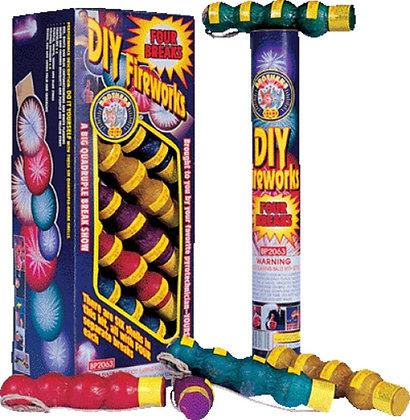 "1.5"" Diy Fireworks"