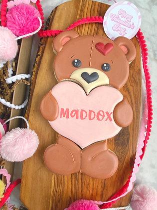 Personalized Bear Set