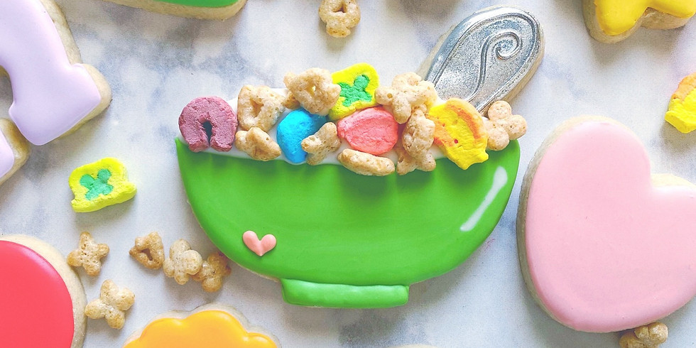 Cereal-sly Lucky Cookie Decorating Class