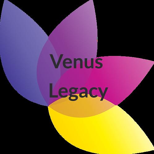 Paquete 8 sesiones Venus Legacy
