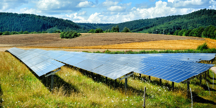 Clashnagoneen Solar Farm