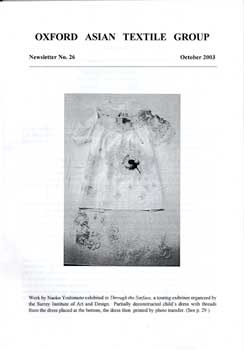 Issue 26 October 2003
