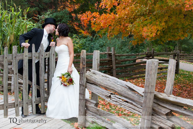 {JENN & DREW} - TORONTO WEDDING PHOTOGRAPHY