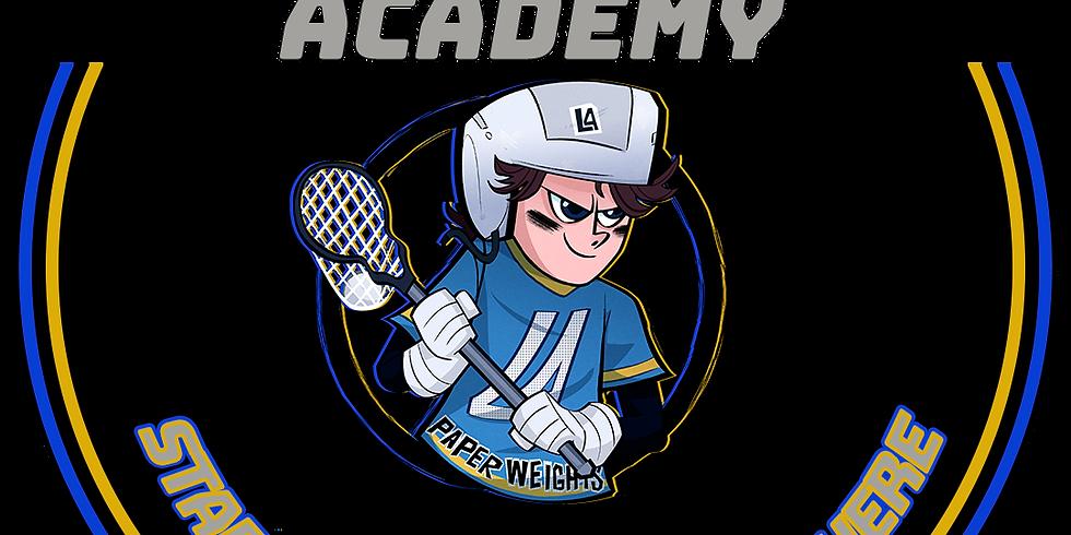 Paperweights Summer Academy (10U)