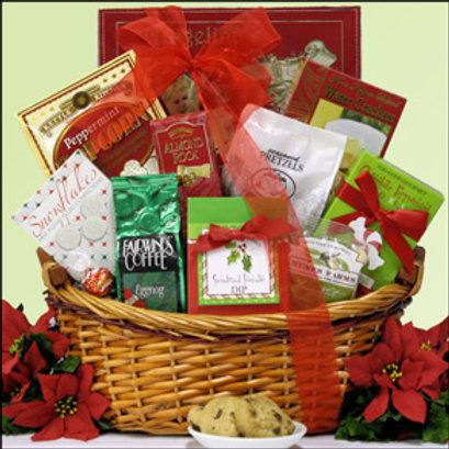 Christmas Basket - Holiday #1