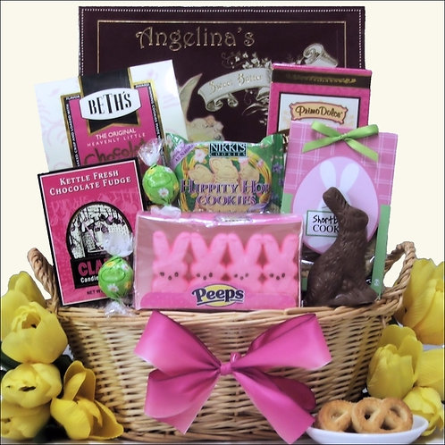 Easter Basket - Peeps