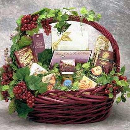 Gourmet Gift Basket #1