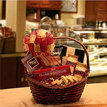 Gourmet Coffee Basket