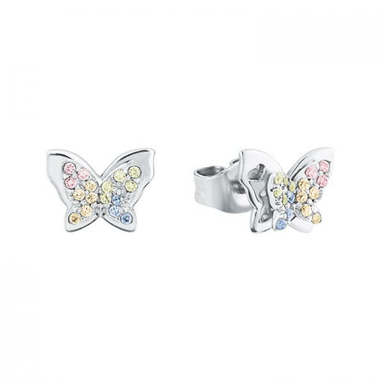 Stecker Schmetterling, Silber 925