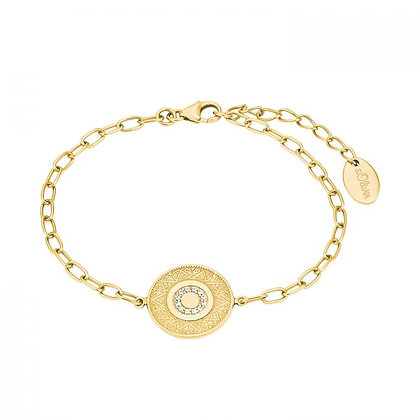Armkette mit Zirkonia, Silber 925