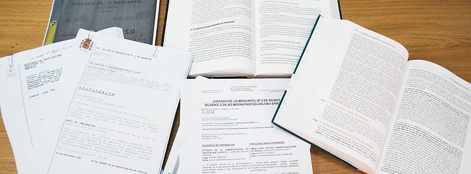 Abogados Derecho Concursal en Bilbao y Cantabria