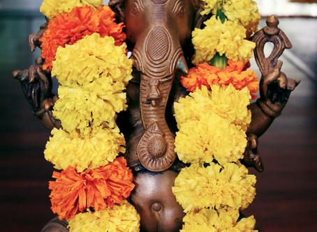 Om gam Ganapatayé namaha  Mantra de Ganeshe