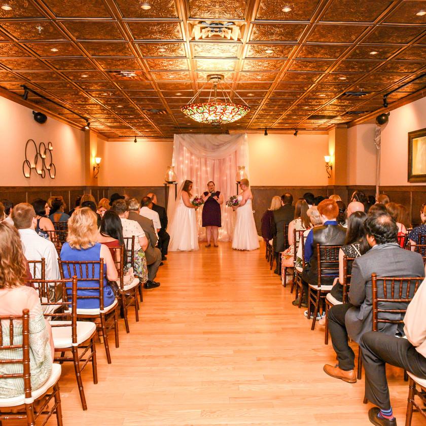 LGBT Wedding Ceremony in St. Paul, MN