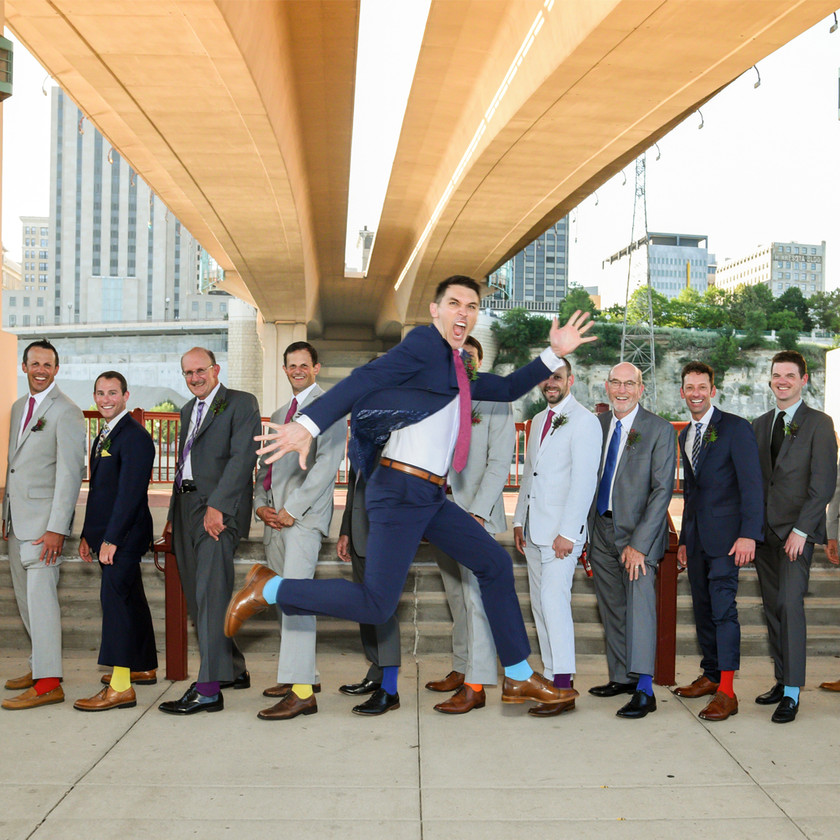 Wedding Photography in St. Paul, Minnesota by Charnell Timms Photography