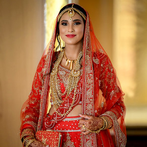 Indian Wedding, Bridal Portraits | Durban, South Africa
