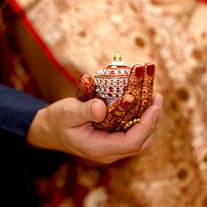 Hindu/Interfaith Wedding at the Historic Hindu Temple of  Maple Grove, Minnesota
