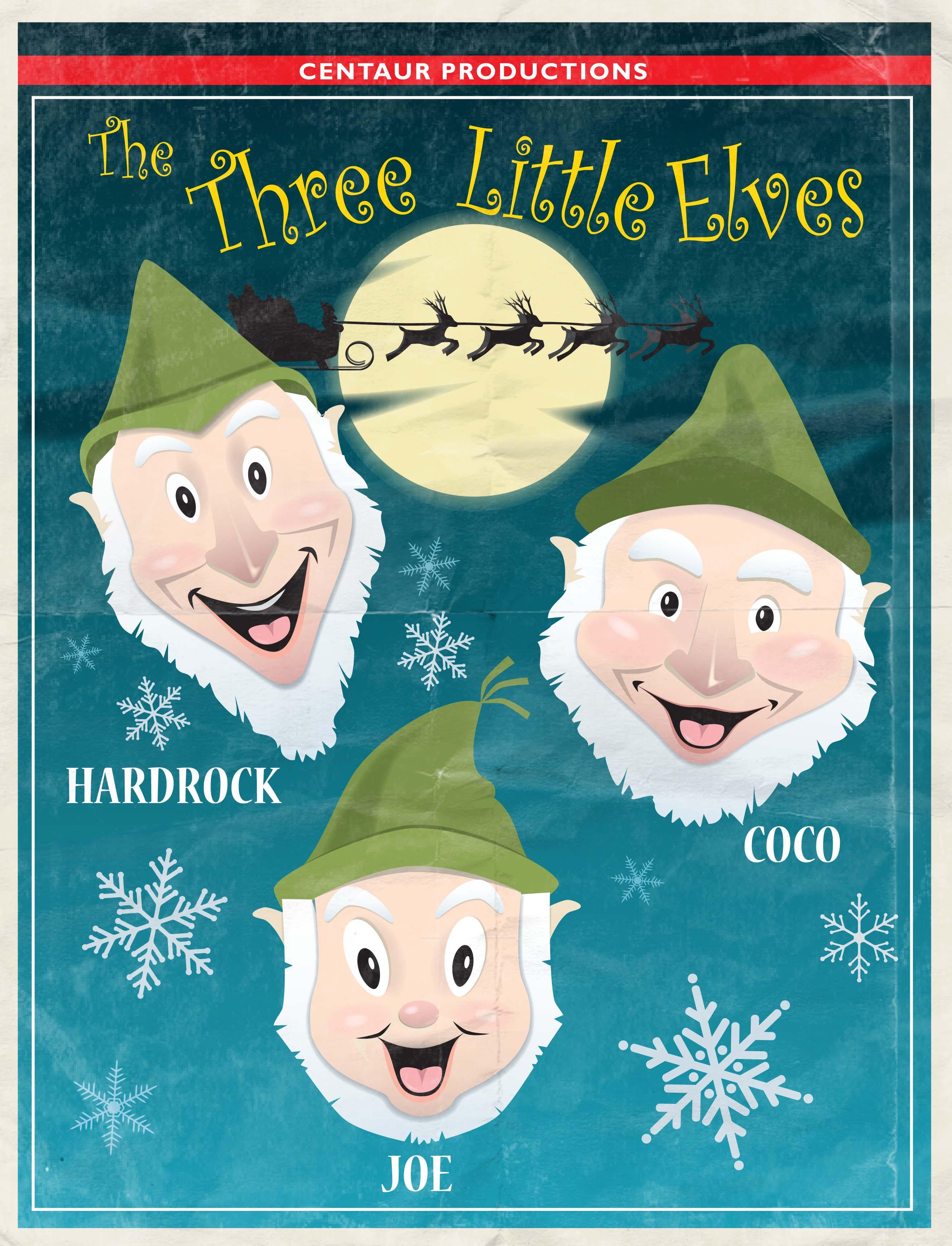 The Three Little Elves